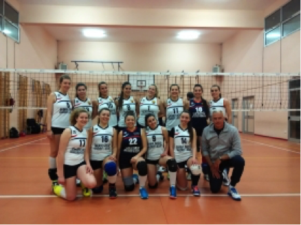 Roma Volley Academy 3ª Divisione Open, stagione memorabile