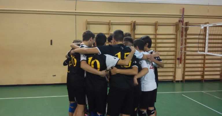 Under 16 – Roma Volley, poker calato