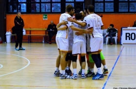 ULTIMA PARTITA IN CASA DELLA REGULAR SEASON PER LA ROMA VOLLEY