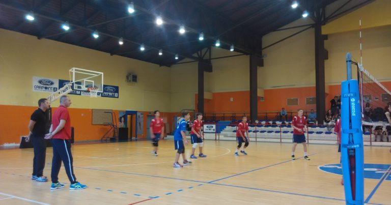 Roma Volley Under 16, test tra luci e ombre