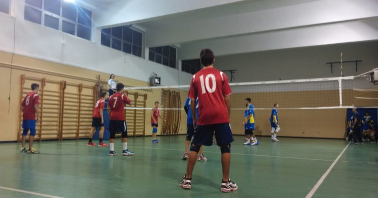 Under 16 – Roma Volley, giornata no