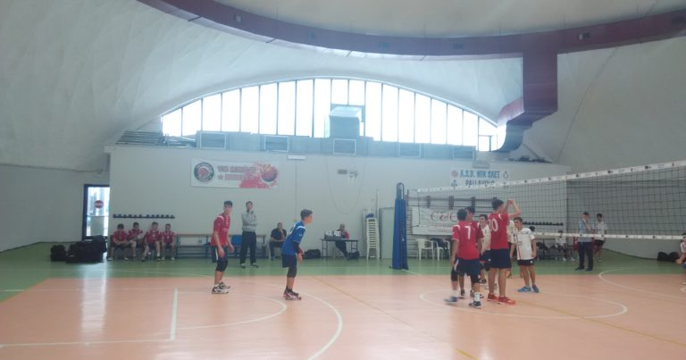 Under 16 – Roma Volley, esordio ok