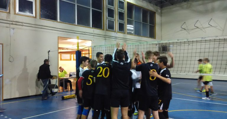 Under 16 – Roma Volley, superbia da vetta