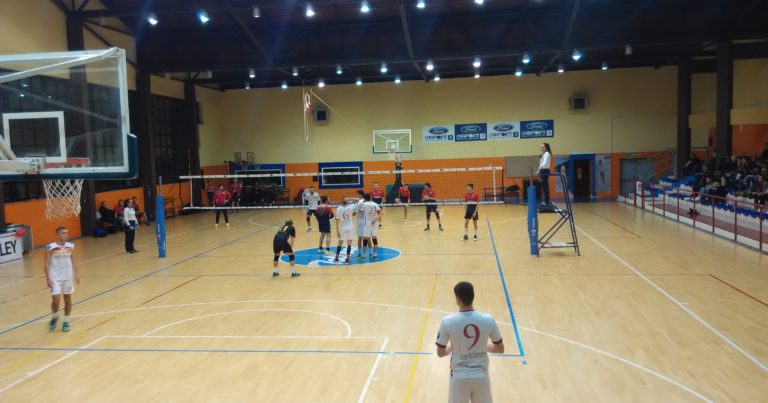 Serie C – Roma Volley, primo 3-0 stagionale