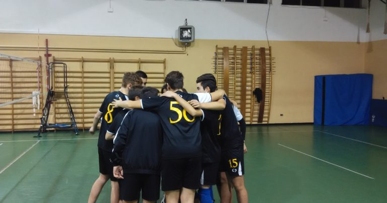 Under 16 – Roma Volley, cinquina risicata