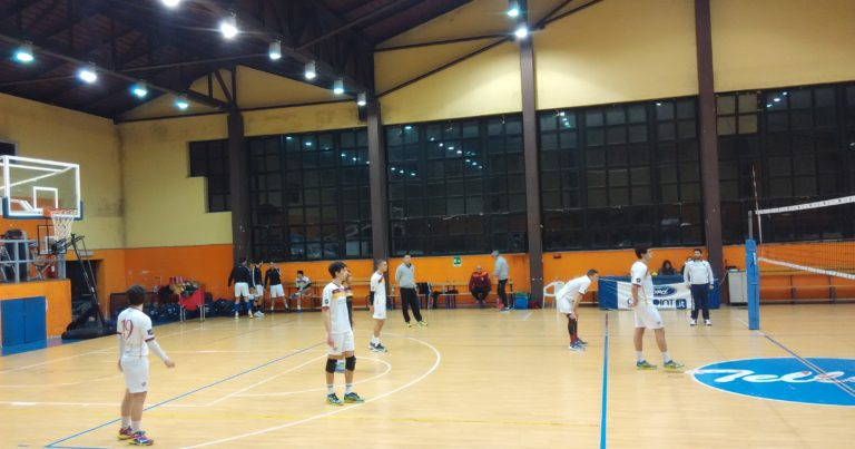 Serie C – Roma Volley, quarto 0-3 interno