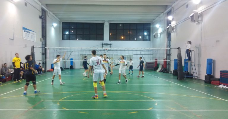 Under 20 – Roma Volley, decimata ma vincente