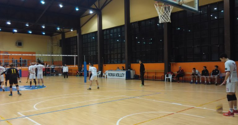 Serie C – Roma Volley, superbia avvincente