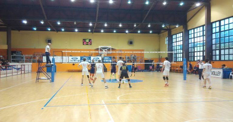 Serie C – Roma Volley, play off vicini