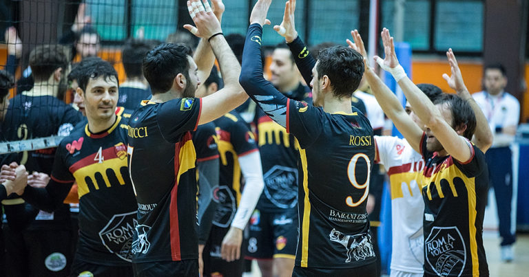 Roma Volley batte Cagliari e accorcia su Sarroch