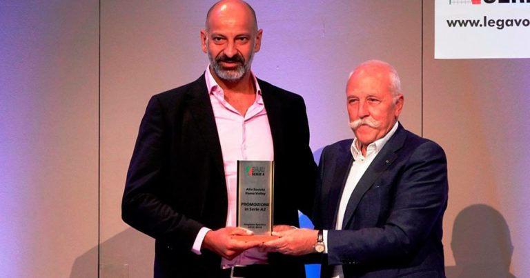 Premio alla Roma Volley