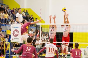 lagonegro roma volley