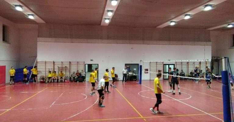 Serie C: Roma Volley, tie-break mancato