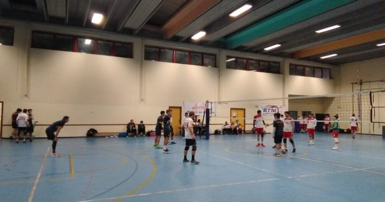 Serie C: Roma Volley, serata no