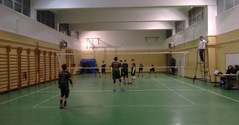 Under 14: Roma Volley, successo lampo