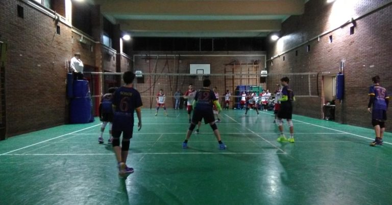 Under 14: Roma Volley, cammino finito