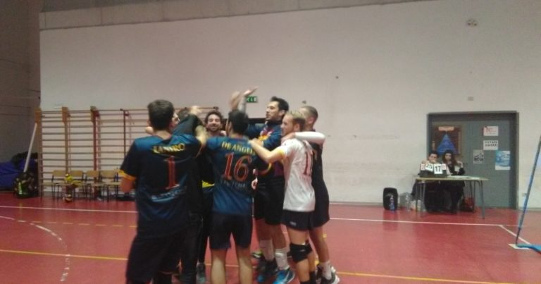 Serie C: Roma Volley, quanta rabbia