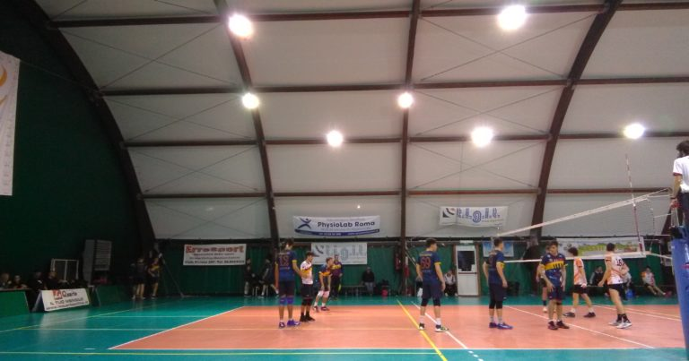 Under 18: Roma Volley, semifinale mancata