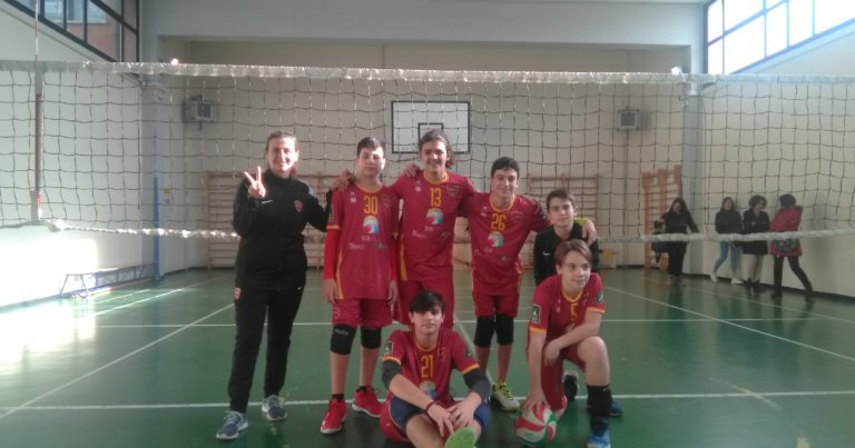 Under 13 3 vs 3: girone D vinto